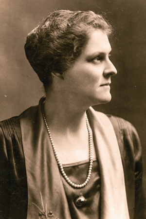 Anne Davis: Mother of the Park