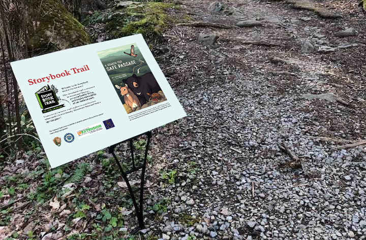 """Storybook Trail Returns in October with """"A Search for Safe Passage"""""""