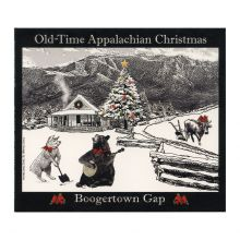 Boogertown Gap Old-Time Appalachian Christmas Music CD