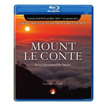 Mount Le Conte: Sacred Mountain of the Smokies - (DVD & Blu-ray)