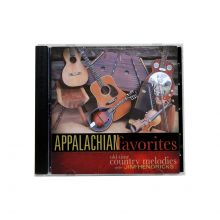 Appalachian Favorites CD