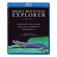 Smoky Mountain Explorer Series: Volume 1 - (DVD & Blu-ray)