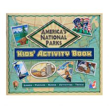 America's National Parks - Kids' Activity Book