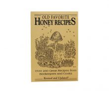 Old Favorite Honey Recipes