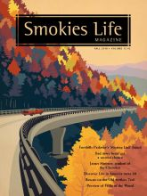 Smokies Life Magazine Fall Edition Vol 12, #2