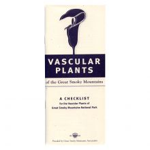 Vascular Plants of the Great Smoky Mountains - A Checklist