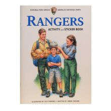 Rangers Activity Book