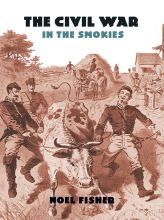 Civil War in the Smokies Softcover