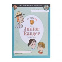 Junior Ranger Booklet for Ages 5-6