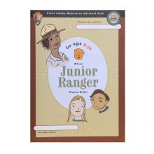 Junior Ranger Booklet for Ages 9-10