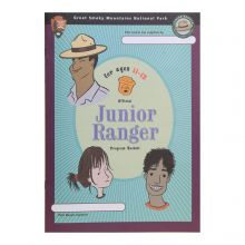 Junior Ranger Booklet for Ages 11-12