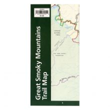 GSMNP Backcountry Trail Map