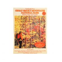 Earthwalk Press - Great Smoky Mountains National Park Hiking Guide and Map (Waterproof)