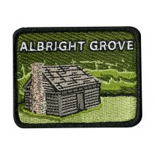 Albright Grove Trail Patch