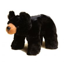 Bandit the Baby Black Bear Stuffed Plush