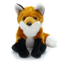 "12"" Red Fox Stuffed Plush"