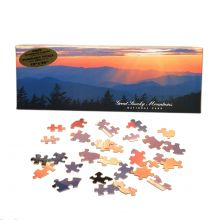 Clingmans Dome Panoramic Puzzle