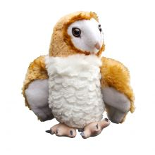 "12"" Barn Owl Stuffed Plush"