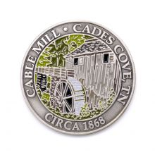Cades Cove Cable Mill Coin