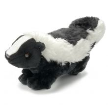 "12"" Skunk Stuffed Plush"