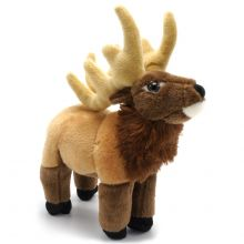 "8"" Mini Elk Stuffed Plush"