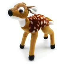 "8"" Mini Fawn Stuffed Plush"