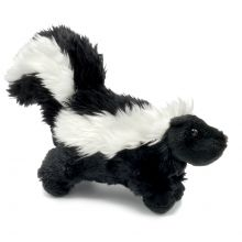 "8"" Mini Skunk Stuffed Plush"