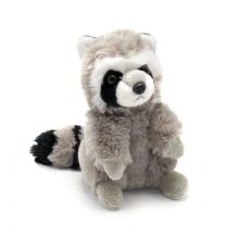"8"" Mini Raccoon Stuffed Plush"