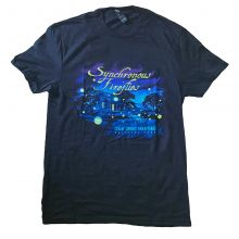 Synchronous Firefly T-shirt - BLACK - SM