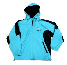 GSMNP Reversible Windbreaker Jacket - BLUEBERRY - 2X
