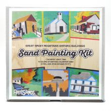Building Sand Painting Kit