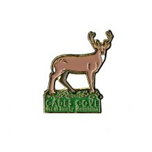 Cades Cove Deer Lapel Pin