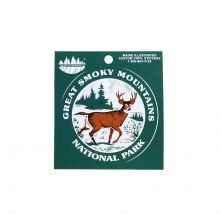 White Tailed Deer Bumper Sticker