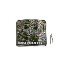 Boogerman Trail Hiking Medallion
