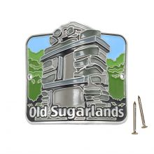 Old Sugarlands Trail Hiking Medallion