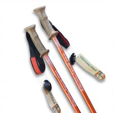 Adjustable Shock-Absorbing Trekking Pole