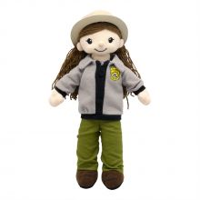 Autumn Park Ranger Doll
