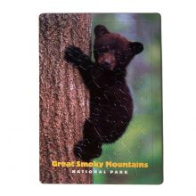 Kid's Black Bear Cub Puzzle