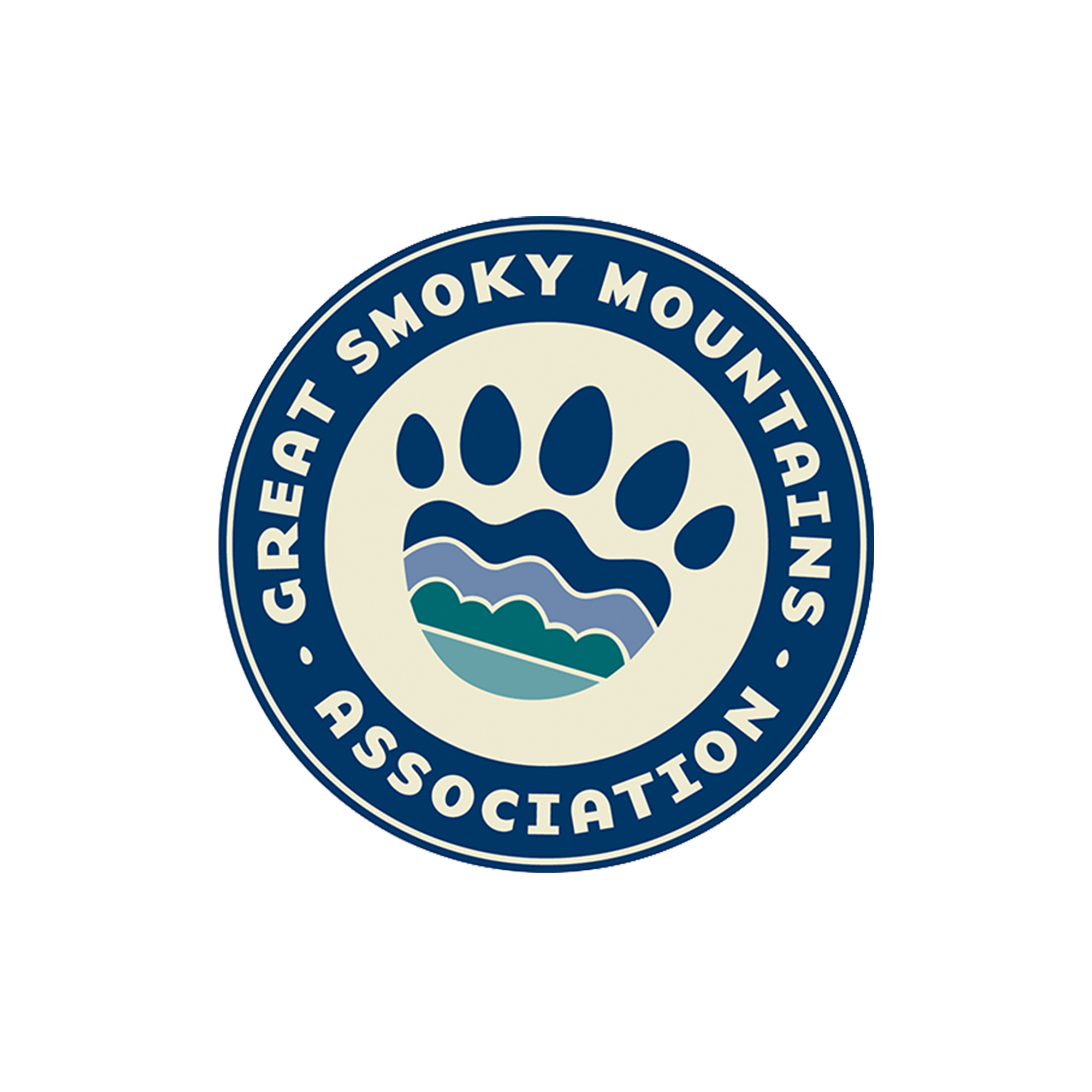 Cades Cove Map T-shirt