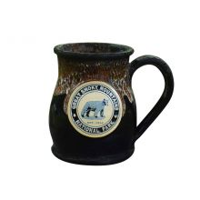 Black Bear Pottery Mug