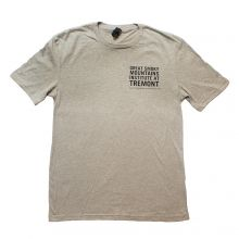Tremont T-shirt - M - HEATHER LATTE