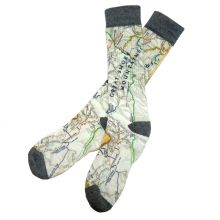 GSMNP Map Socks