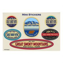 GSMNP Mini Sticker Set