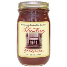 Strawberry Preserves (Pint)
