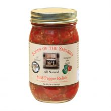 Mild Pepper Relish