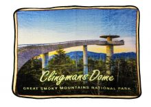 Clingmans Dome GSMNP Throw