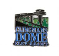 Clingmans Dome Elevation Pin
