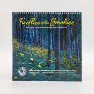 Annual Great Smoky Mountains Association Wall Calendar