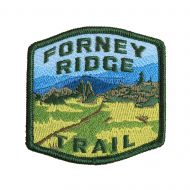 Forney Ridge Trail Patch
