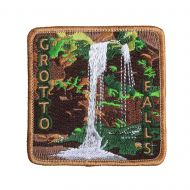 Grotto Falls Trail Patch